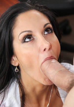 Babe lipstick blowjob first time engine 10