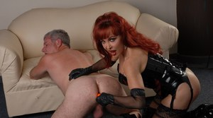This slave is going to do everything and anything I tell him Male Slut Slave